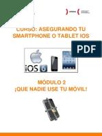 asegurando tu smartphone