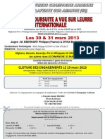 Pvl Inter - 30.31 Mars 2013 - Lca