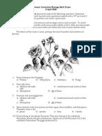 exam 2005