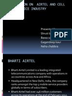 airtel strategic