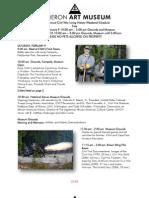 Civil War Living History - The Battle of Forks Road