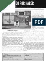 Todo por Hacer, nº 19, agosto 2012