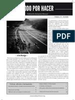 Todo por Hacer, nº 22, noviembre 2012
