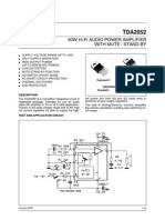 Datasheet-TDA2052