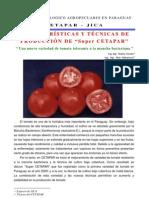 Tomate Super Cetapar