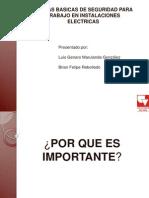 TRABAJO DISEÑO-REGLAS BASICAS DE SEGURIDAD