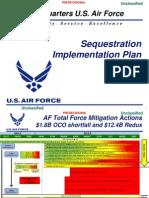 Air Force Plan