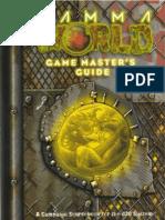 WW- Gamma World Gamemaster's Guide