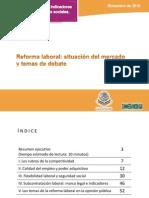 Reforma Laboral en Mexico i - Cesop