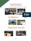 Modulo Didactica de Personal Social I-2012