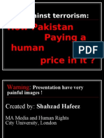 War against terrorism and Pakistan