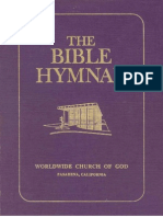 The Bible Hymnal-Worldwide Church of God