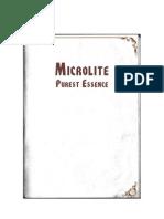 Microlite Purest Essence