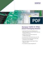 Haps70 Brochure
