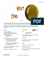 Radial Heat Cowl