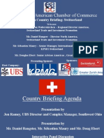 2011 Country Briefing