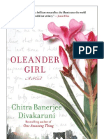 Oleander Girl by Chitra Banerjee Divakaruni