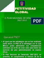 5-Plan Nacional de Desarrollo
