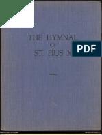 Pius XII Hymnal