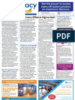 Pharmacy Daily for Thu 07 Feb 2013 - Sigma-Pharmacy Alliance, medicines exports, headache, MIMS and much more