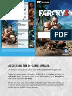 Far Cry 3 Handbuch Pdf