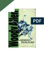 Woody Allen a Szendvics Feltalalasa