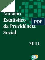 estatistica inss 2011