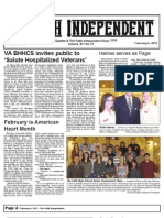 Faith Independent, February 7, 2013 - Part A
