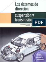 Suspension y Transmision