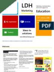 LDH Marketing Education Brochure