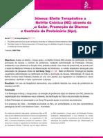 Fitoterapia Nefrite Cronica