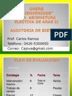 Auditoria de Sistemas Octubre-2012