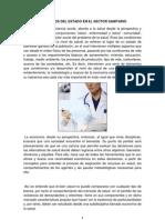 Model de Organiz en El Sistemas de Salud Peru 06.02.2013