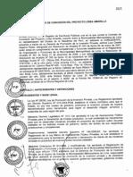 2009-11 Contrato de Concesión Vía Expresa Línea Amarilla