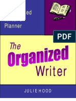 [Writing] Hood, Julie - The Sidetracked Writer's Planner.pdf