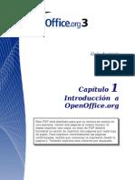Introducción a OpenOffice