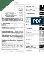 Honda Accord 91-96 Helms Manual