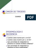 Cancer de Tiro Ides