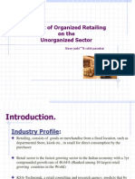 20228d1258205494 Analysis Organised Retailing Over Unorganised Retailing Impact Organized Retailing Unorganized Sector 120125085427 Phpapp02