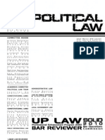 UPSolid2010 Political Law Reviewer