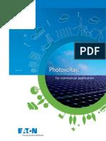 Eaton br01601001z Photovoltaic