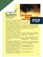 Bulletin Jan 2013