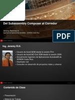 v1_CI4040_Del Subassembly Composer Al Corredor