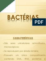 Bactérias 2