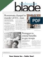 Washingtonblade.com - Volume 44, Issue 6 - February 8, 2012