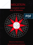 Lemegeton - The Complete Lesser Key of Solomon by Mitch Henson