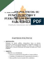 Arc Naturaleza de Los Partidos Politicos
