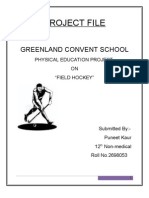 Project File - Hockey