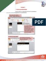 Unidad 1- Lección 2 PowerPoint