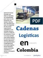 Cadenas Logisticas en Colombia
